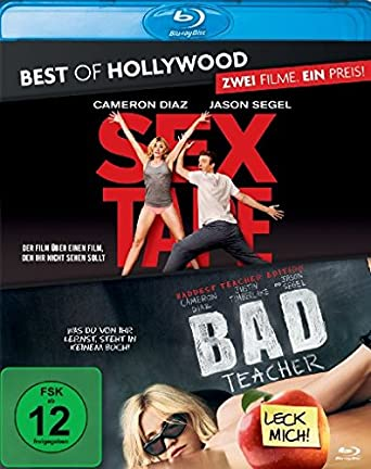 Sex Tape/Bad Teacher - Best of Hollywood/2 Movie Collector