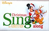 Disney's Christmas Sing Along (Traditional Songs for Families to Share) [Audio Cassette]