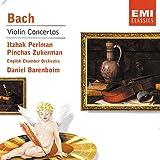 Bach: Violin Concertos cover image