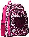 Trailmaker Girls 7-16 Zebra Glitter Backpack