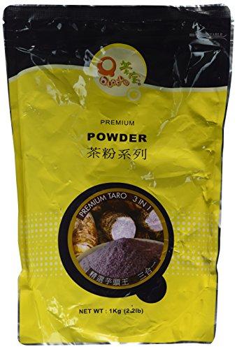 Qbubble Taro Premium Tea Powder, 2.2 Pound (Taro Powder Mix compare prices)