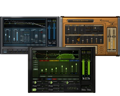 iZotope Studio Bundle Including iZotope Alloy,