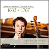 "Le Reve d'Orphee - Ensemble Baroque German & French Chamber Music 1633 - 1767von ""Jakob David Rattinger"""