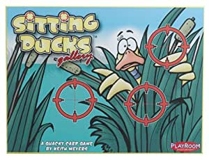 Sitting Ducks Gallery Card Game