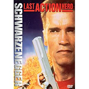 Click to buy Arnold Schwarzenegger Movies: Last Action Hero from Amazon!