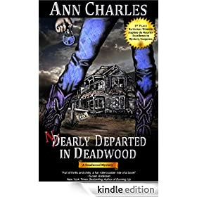 Nearly Departed in Deadwood (Deadwood Humorous Mystery)