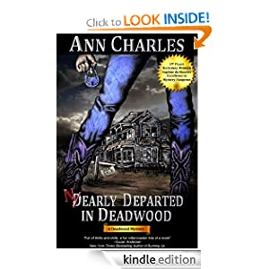Nearly Departed in Deadwood (Deadwood Mystery Series #1)
