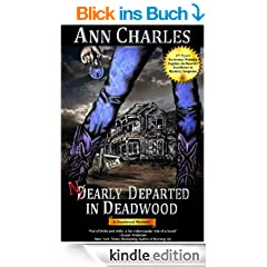 Nearly Departed in Deadwood (Deadwood Humorous Mystery Series #1)