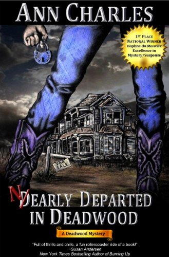 Nearly Departed in Deadwood cover