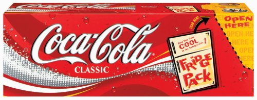 Coca-Cola Regular Fridge Pack