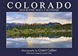 Colorado 2014 Scenic Wall Calendar