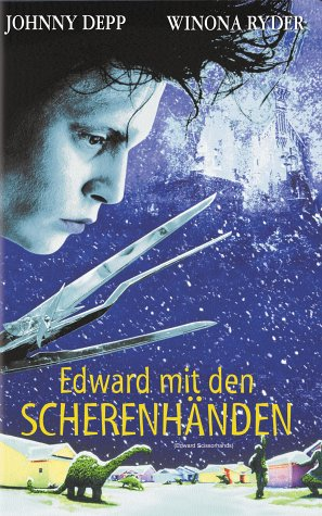 Edward mit den Scherenhänden [VHS]