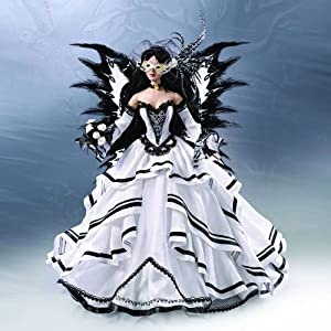 "Amazon.com: Nene Thomas ""Enchanted Fantasy"" Bride Doll: Toys & Games"