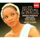 Bizet - Les p�cheurs de perles (Die Perlenfischer) / Hendricks, Aler, Quilico, Courtis, Choeurs et Orchestre du Capitole de Toulouse, Plasson