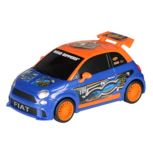 Toystate Road Rippers Light and Sound Hatchbacks Fiat 500