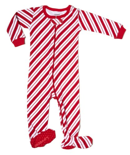 Toddler Footed Pajamas back-818792