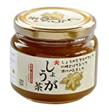 しょうが茶 580g :スライス生姜たっぷりのはちみつ漬けタイプ (ジンジャーティー)