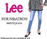 (リー) Lee レディース SKINNY JEANS/スキニージーンズ (Lot/LL2306)