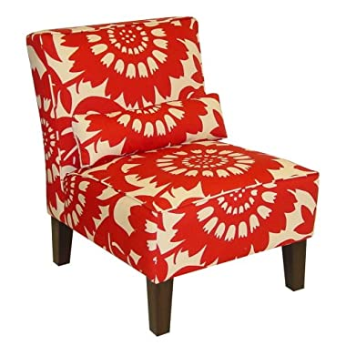 Product Image Gerber Slipper Chair - Cherry