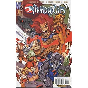 Thundercats Comic Book on Amazon Com  Thundercats  2002 2nd Series  Comic Books  Everything Else