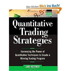 Kestner i quantitative trading strategies video