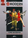 d20 Modern Roleplaying Game: Core Rulebook (0786928360) by Stan!