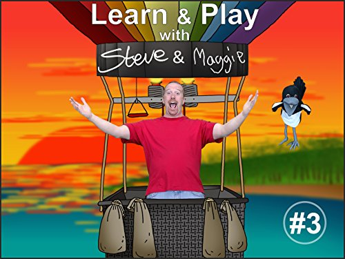 Learn & Play with Steve and Maggie - Season 3