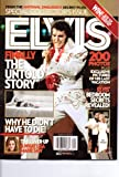 img - for National Enquirer's Secret Files - ELVIS the Untold Story. Special Collector's Issue 2012/13. book / textbook / text book