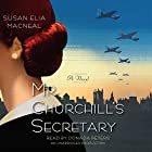 Mr. Churchill's Secretary: A Maggie Hope Novel, Book 1 Audiobook by Susan Elia MacNeal Narrated by Wanda McCaddon