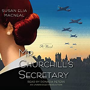 Mr. Churchill's Secretary Audiobook