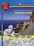Atlas France 2016 Plastifié Michelin...