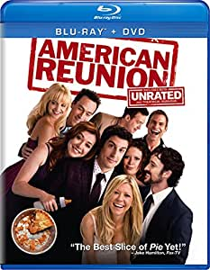American Reunion (Blu-ray + DVD + Digital Copy + UltraViolet)