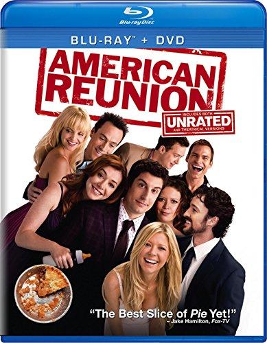 American Reunion (Unrated Blu-ray + DVD + Digital Copy + UltraViolet)
