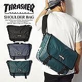 (スラッシャー) THRASHERSHOULDER BAG NAVY FREE