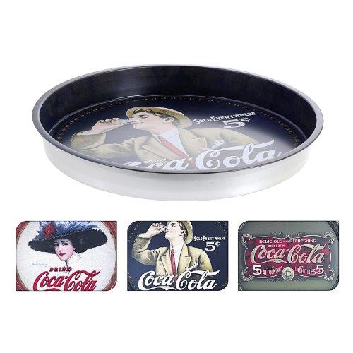 Deko-Tablett ALU CocaCola 3fso