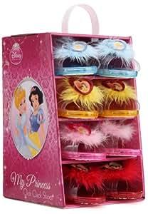 Disney - I-9915 - Déguisement - Pack 4 Paires de Chaussures Princesse