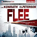 Flee: Chandler Series, Book 1 (       UNABRIDGED) by J. A. Konrath, Ann Voss Peterson Narrated by Angela Dawe