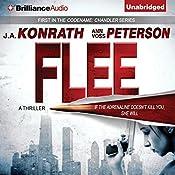 Flee: Chandler Series, Book 1 | J. A. Konrath, Ann Voss Peterson