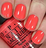 OPI Brazil 2014 Collection Nail Lacquer, Live. Love. Carnaval