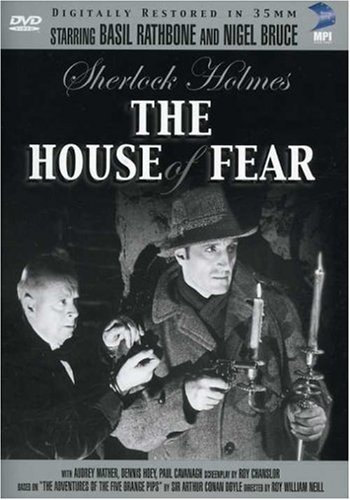 The House of Fear Cover