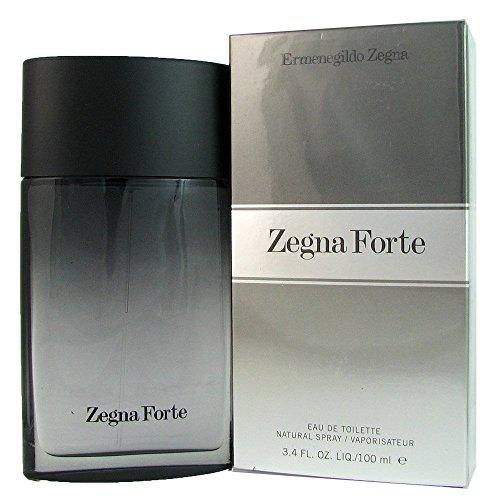Ermenegildo Zegna, Forte, Eau de Toilette da uomo, 100 ml