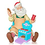 Toymaker Santa 15th In Series - 2014 Hallmark Keepsake Ornament