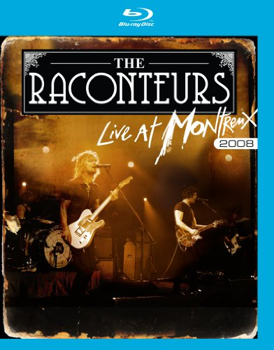 The Raconteurs: Live at Montreux 2008 [Bluray] Picture