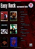 Easy Rock Instrumentals, Level 1: Alto Sax (Book & CD) (Easy Rock Instrumental Solos: Level 1)