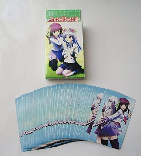 Anime Angel Beats Characters Playing Cards Poker Cards Deck - 1