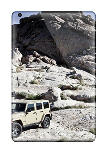 New Tpu Hard Case Premium Ipad Mini/Mini 2 Skin Case Cover(Jeep Wrangler And Screensavers )