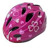 SAGISAKA(サギサカ) ヘルメット 自転車用キッズヘルメット スタンダードモデル Sサイズ 48~52cm ハートピンク 46401 ランキングお取り寄せ