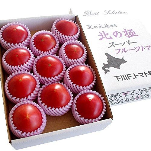 産直だより 北海道 下川町 「北の極」スーパーフルーツトマト S?L 800g