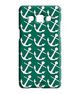 Anchor Green - Sublime Case for Samsung A7