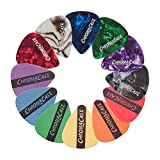 ChromaCast CC-SAMPLE-12PK Sampler Guitar Picks